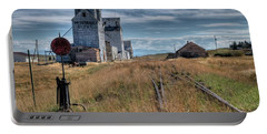 Wilsall Grain Elevators Portable Battery Charger