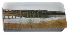 Wilson Lake Hell Creek Bridge Portable Battery Charger