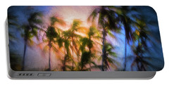 Wind And Palms Portable Battery Charger
