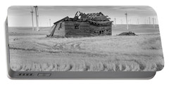 Portable Battery Charger featuring the photograph Wind On The Plains by Fran Riley