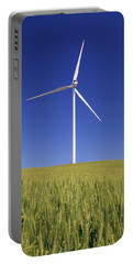 Wind Turbine Portable Battery Charger