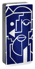 Wind Up Man By Erod Art Portable Battery Charger