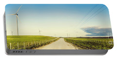 Windfarm Way Portable Battery Charger