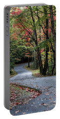 Winding Road Portable Battery Charger