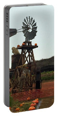 Windmill Portable Battery Charger by Enzie Shahmiri