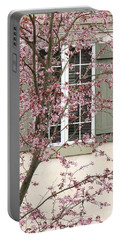 Window Blossoms Portable Battery Charger
