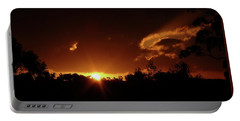 Window In The Sky Portable Battery Charger