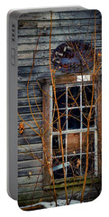 Portable Battery Charger featuring the photograph Window Shopping by Kendall McKernon