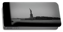 Window To Liberty Portable Battery Charger