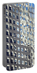 Windows Of 2 World Financial Center 2 Portable Battery Charger