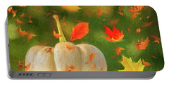 Winds Of Autumn Portable Battery Charger
