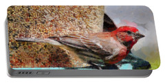 Windsor House Finch Portable Battery Charger
