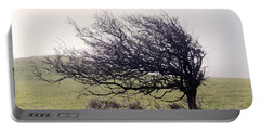 Windswept Tree Portable Battery Charger