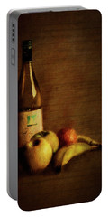 Wine And Fruit Portable Battery Charger