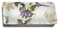 Winged Tapestry IIi Portable Battery Charger