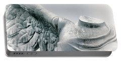 Winged Victory Portable Battery Charger