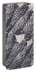 Wings Of Classical Artform Portable Battery Charger