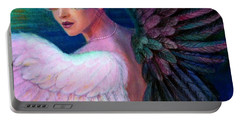Wings Of Duality Portable Battery Charger