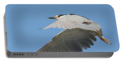 Wings Of Fancy Portable Battery Charger by Fraida Gutovich