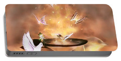 Wings Of Magic Portable Battery Charger