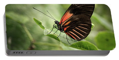 Wings Of The Tropics Butterfly Portable Battery Charger