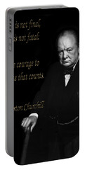 Winston Churchill 1 Portable Battery Charger