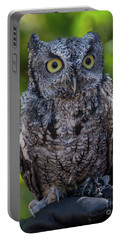 Winston Wildlife Art By Kaylyn Franks Portable Battery Charger