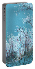 Winter Bohemians Portable Battery Charger