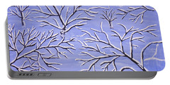Winter Branches, Painting Portable Battery Charger