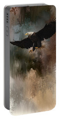 Winter Eagle 1 Portable Battery Charger by Jai Johnson