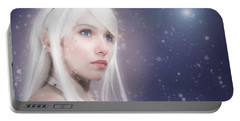 Winter Fae Portable Battery Charger