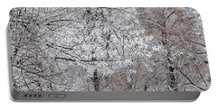 Winter Fantasy Portable Battery Charger