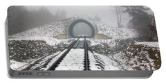 Winter Fog Portable Battery Charger