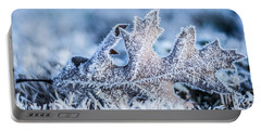 Winter Frost Portable Battery Charger