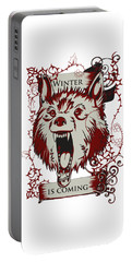 Winter Is Coming Portable Battery Charger