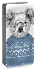 Winter Koala Portable Battery Charger