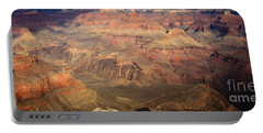 Winter Light In Grand Canyon Portable Battery Charger