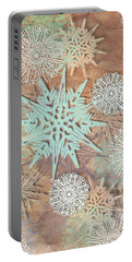 Winter Nostalgia Portable Battery Charger by AugenWerk Susann Serfezi