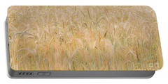 Winter Rye Grass Portable Battery Charger