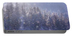 Winter Sparkle Portable Battery Charger