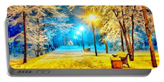 Winter Street Portable Battery Charger