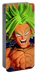 Sunset Ss Broly Portable Battery Charger