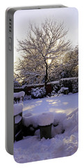 Portable Battery Charger featuring the photograph Winter Sunshine by Tony Murtagh