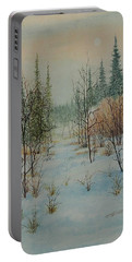 Winter Trail Alberta Portable Battery Charger