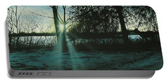 Winter's Evening Scout Portable Battery Charger