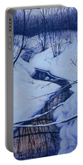 Winter's Stream Portable Battery Charger