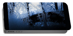 Wintertide Portable Battery Charger by Danielle R T Haney
