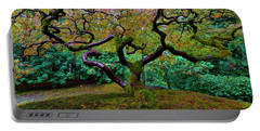 Portable Battery Charger featuring the photograph Wisdom Tree by Jonathan Davison