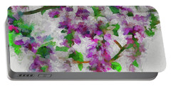 Wisteria Branch Portable Battery Charger