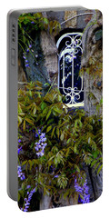 Wisteria Window Portable Battery Charger